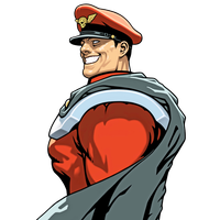 Capcom Fighting Evolution M.Bison by hes6789