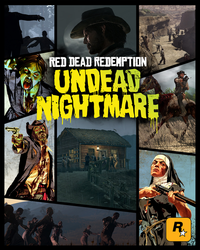 Red Dead Redemption: Undead Nightmare by Zook24