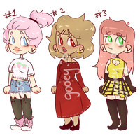 [CLOSED] Human Girl Adopts by gooeyio