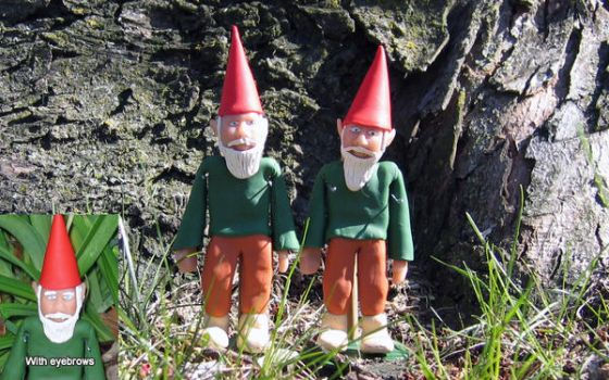 Gnomes by middypuppy
