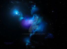 David's Nebula by Ali Ries 2018 by Casperium