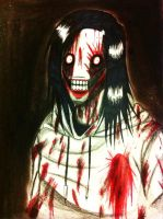 Jeff The Killer by XxLevanaxX