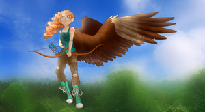 Merida by Ch4rm3d