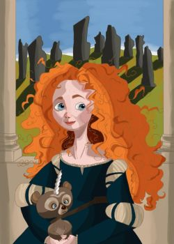 Merida by yuki-white
