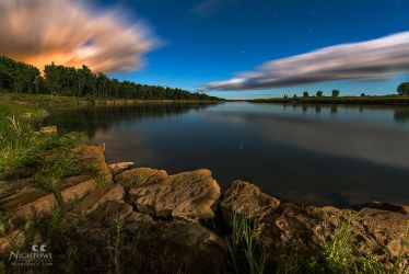 The moonclouds2 by MarshallLipp