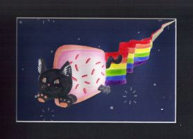 Nyan Cat for Andrew by Senshisoldier
