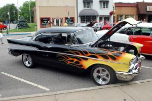 1957 Chevy Bel Air by JDAWG9806