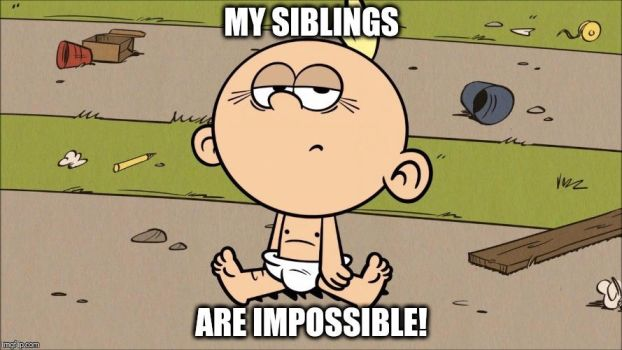 My Siblings Are Impossible by Artistic-Suffering