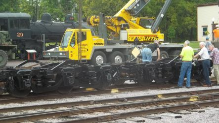1050 Trucks for the Duluth by PRR8157