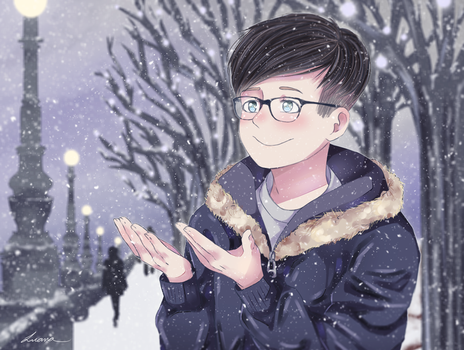 winter feeling by Hojyu