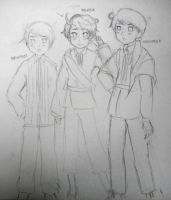 APH Malaysia and Indonesia OCs by reisswick