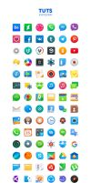 TUTS iconpack by Ampeross