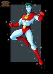 captain planet by nightwing1975