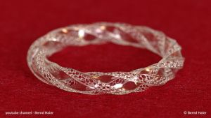 jewelry design part 11 bracelet part 4a mat 1 by Bernd-Haier