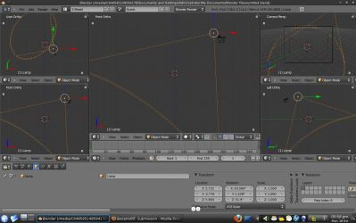 Blender Default File by SiathLinux