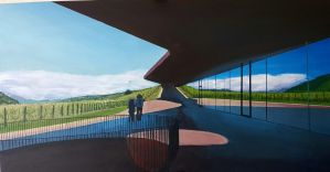 Antinori Winery - almost finished by Dennis64