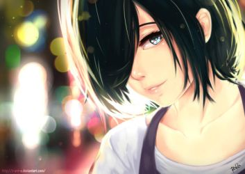 Re: Touka by R-a-R-a