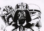 The Empire Strikes Back by DarthRaveen
