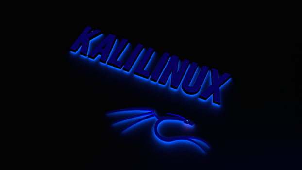 Kali Linux Wallpaper by Lukazoid