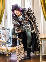 Ardyn Izunia Cosplay - Final Fantasy XV by Dorigatto