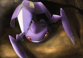 Pokemon: Genesect