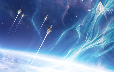 Valkyrie Ascension | Star Trek: Theurgy by Auctor-Lucan