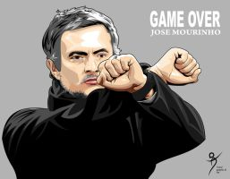 the special one in vector art by Yusuf-Graphicoholic