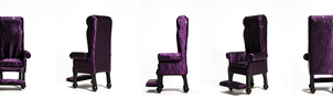 Epic Armchair by Katja-dollab
