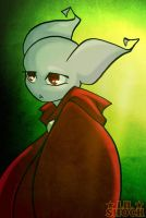 Cloaked Giygas by LilShock