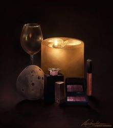 Still Life II by Charlie-Bowater