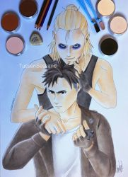 OtaYuri - Welcome to the Madness by TussenSessan