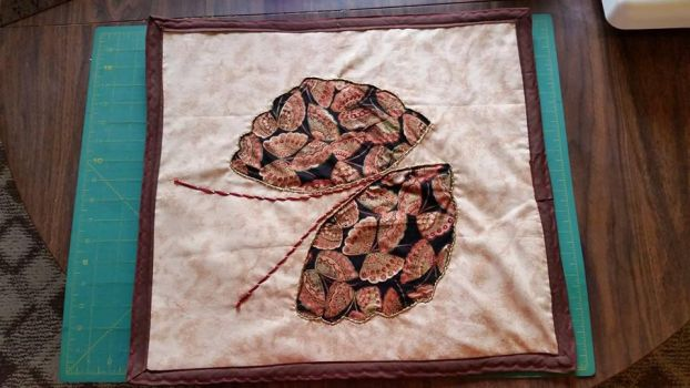 Quilt Butterfly by Ad4e
