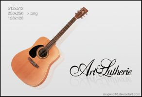 Art-Lutherie Guitar by MugenB16