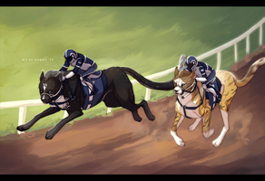 Until the End - Junior Speed Test by Sintales