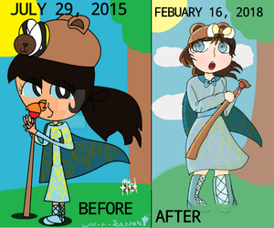 REDRAW: Bee in Wizard101 by Maki-Himiko