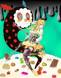 Tomoe Mami by ByLeapsAndBounds