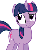 Twilight Sparkle noted by decompressor