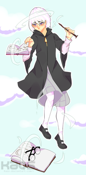 Raffle Price | On the clouds by K-A0S