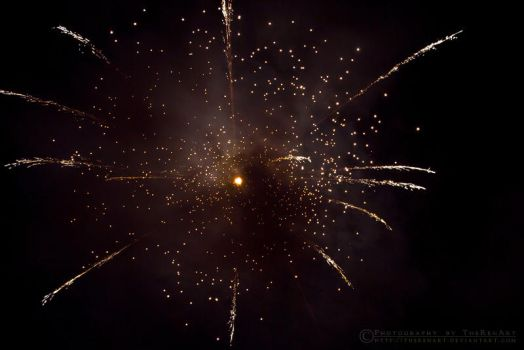 Fireworks III by TheRenART