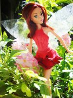 Disney Fairies:Rosetta by PinkUnicornPrincess