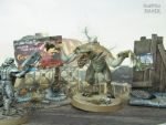 Fallout DeathClaw Miniature by RebisDungeon