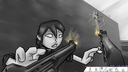 Villain Shooter - Episode 00, page 3a by alessand