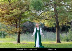 Forest maiden - Stock Model Reference 14 by faestock