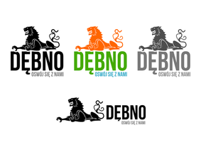 Logo Debno Konkurs V15 by Wioch-Men