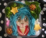 Konata Bento by KandiKawaii