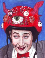 Pee-wee Herman by amybalot