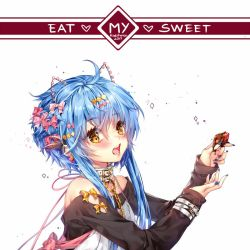 Eat my sweet by hieihirai