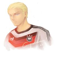 Congratulations, Germany~ (Hetalia World Cup) by kanonyui