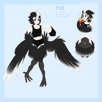 Poe by yeagar