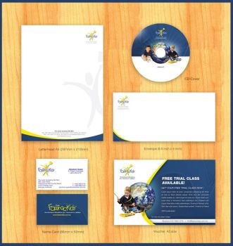 FTK - Corporate Identity by weathered83